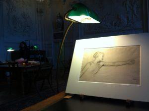 Dessin de Degas